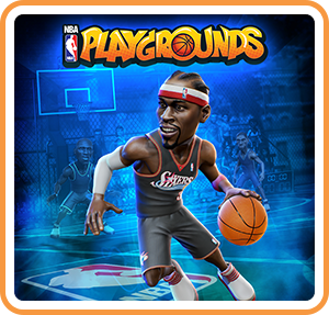 NBA Playgrounds Nintendo Switch review - Will this tide you over until NBA 2k18?