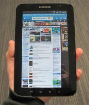 Samsung Galaxy Tab Review