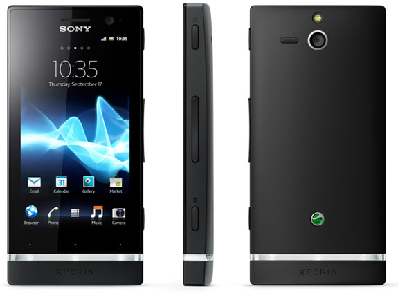 Three opens up orders for mid-range Sony Xperia U - £169.99 on PAYG