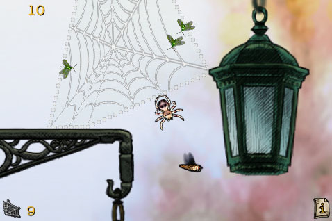 Tiger Style opens the door to Bryce Manor with Spider on iPhone