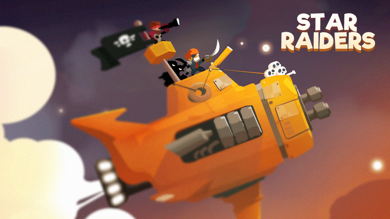 Star Raiders is a stylish multiplayer RPG by 'Shoot the Dragons' developer