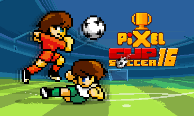 We're retro crazy and pixel mad for the new features added to Pixel Cup Soccer 16.