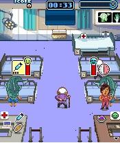 Matron! It's Manic Medic!