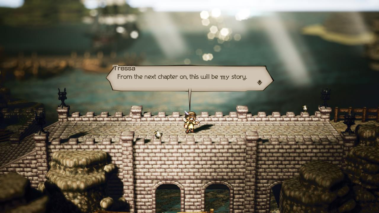 People loved Octopath Traveler, but it wasn't enough to stop Square Enix from taking a financial hit