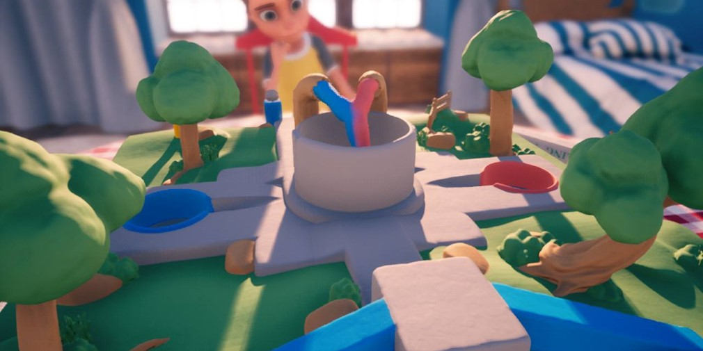 "Claybook Switch review - ""More beautiful than it is fun to play"""