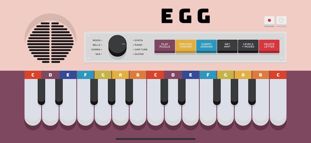 "Lyrical Letters review - ""A unique word game-musical app hybrid"""