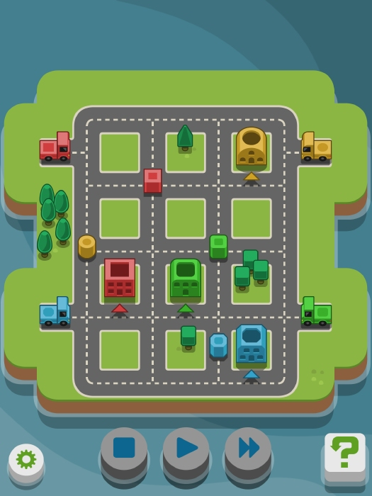 RGB Express delivers superb colourful truck puzzles to Android today