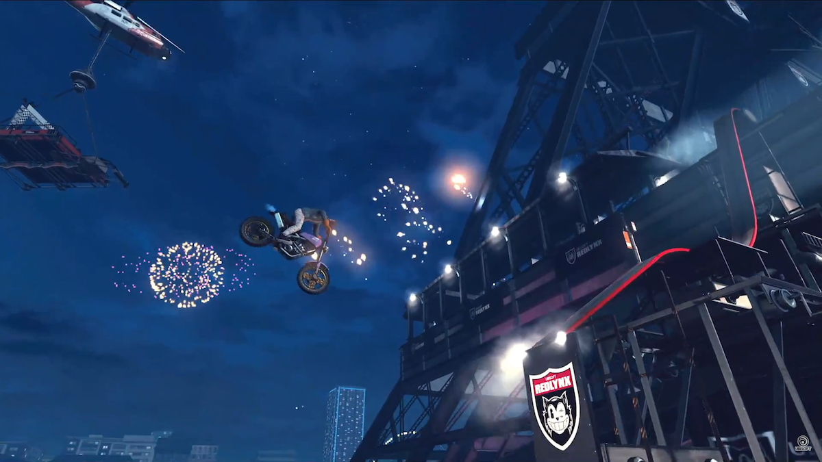 Trials Rising gets a Nintendo Switch release date and here's when you can expect it