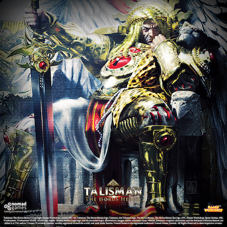 Talisman and Talisman: Horus Heresy are getting free new characters for iOS, Android, and Steam