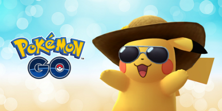 Help celebrate Pokemon GO's second anniversary and earn yourself a special Pikachu