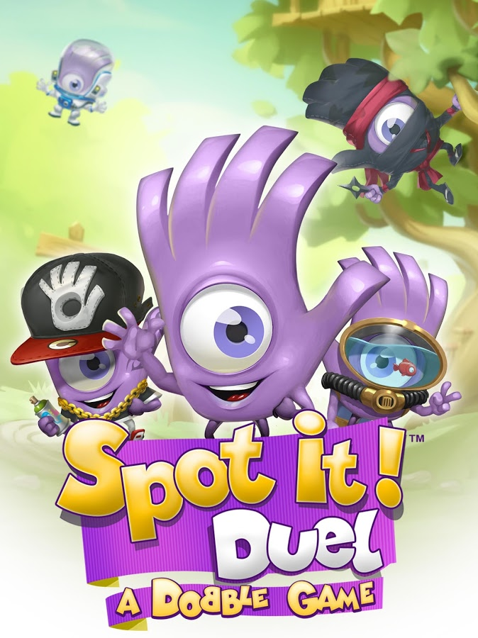Spot It! Duel has been updated again for iOS and Android