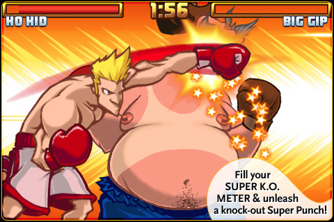 Free iPhone and iPad games: A Monster Ate My Homework, Super KO Boxing 2, Zombie Juice