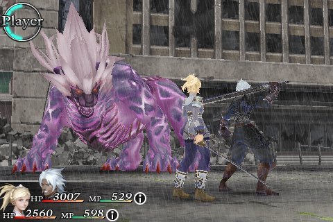 Square Enix's Gold Award-winning RPG Chaos Rings is heading to PS Vita