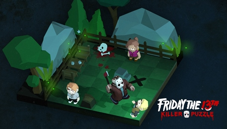 Friday the 13th: Killer Puzzle by 'Slayaway Camp' developer finally arrives on iOS and Android this Friday