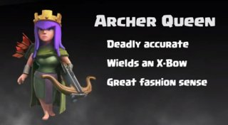 Clash of Clans gets all-new Barbarian King and Archer Queen hero units