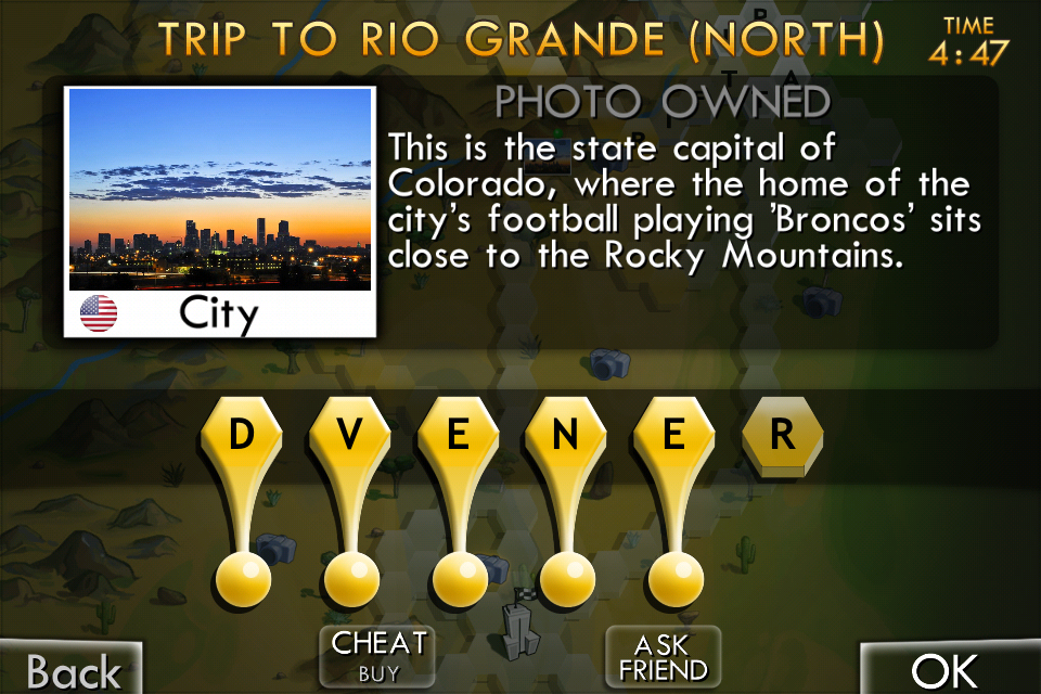 Out at midnight: Word Explorer is a free-to-play globetrotting anagram puzzler for iOS