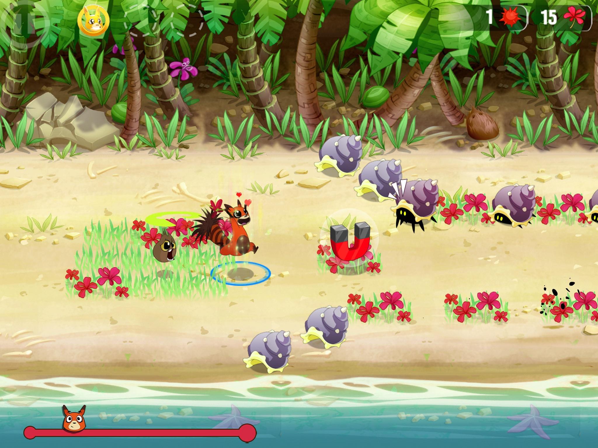 Rakoo's Adventure gets a refreshing update by Playdigious