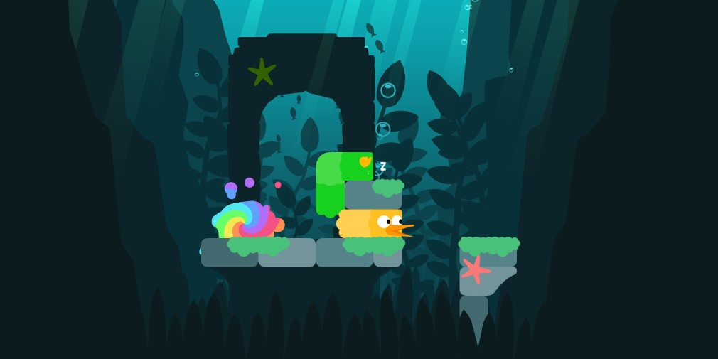 App Army Assembles - Snakebird Primer gets our community in a twist