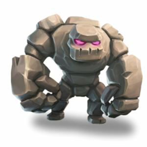 Golem - soldier stats and troop tactics in Clash of Clans