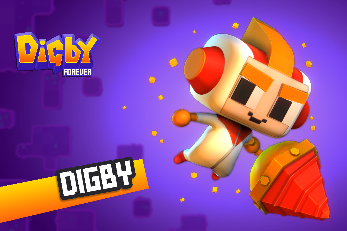 Digby Forever icon