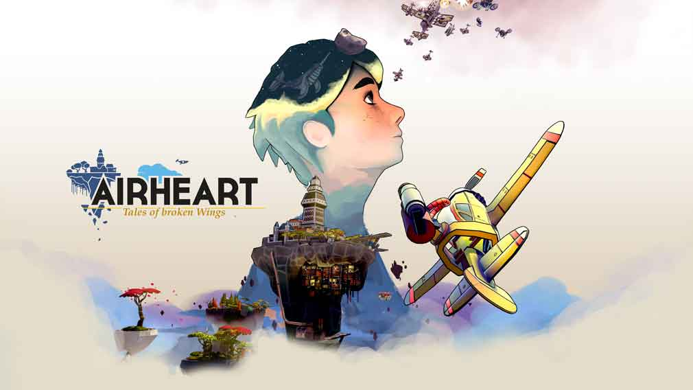 Rogue-like flying game Airheart soars on to Nintendo Switch