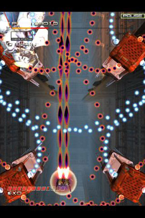 Iconic bullet-hell shooter Ikaruga blasts its way onto Google Play