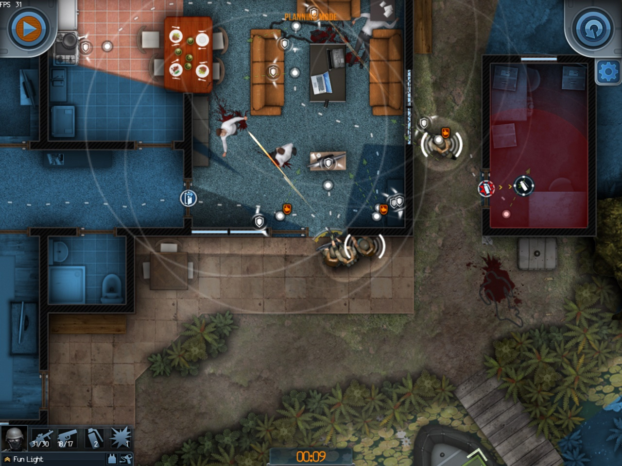 Door Kickers is now available for iPhone after releasing on iPad and Android back in 2015