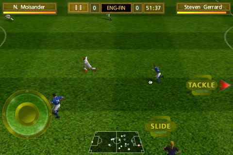 2010 FIFA World Cup iPhone is 99c for some indiscernible reason