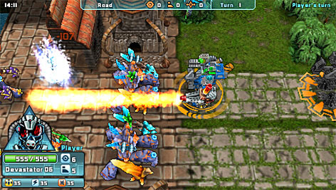Behind the scenes with PSP turn-based strategy game Mytran Wars (part 1)