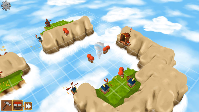 Upcoming Android game Kings Can Fly brings you airships, puzzles, and a gameplay demo video