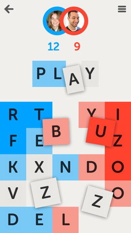 Letterpress is a new Words With Friends-style game that threatens to take over your life