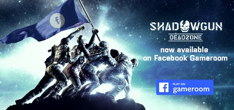 The legendary multiplayer TPS Shadowgun: DeadZone lands on Facebook Gameroom