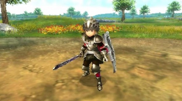 Final Fantasy Explorers announced as 3DS exclusive in Nintendo Direct