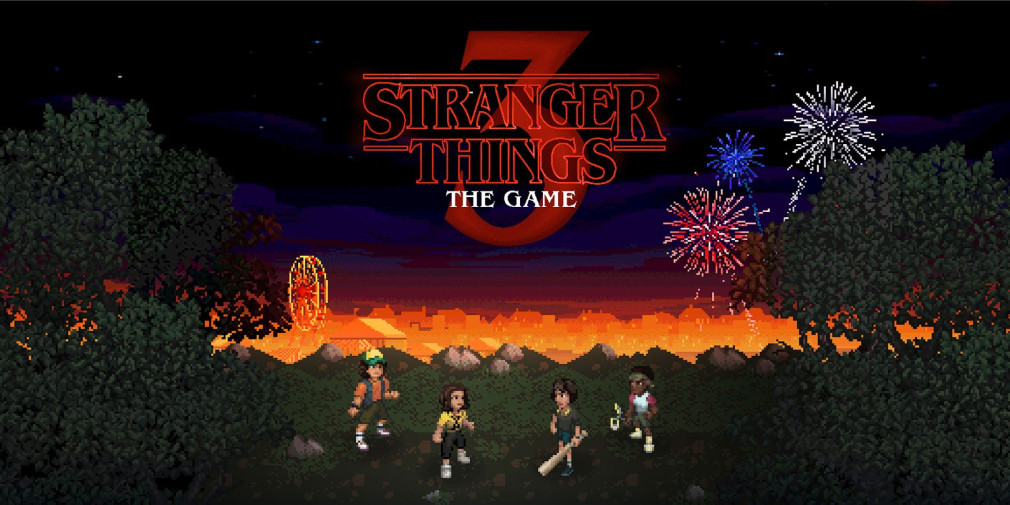 Stranger Things 3: The Game is out now to scare you silly