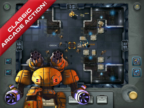 Robokill sequel launches on iPad with special weekend sale