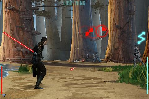 Star Wars: The Force Unleashed (iPhone)