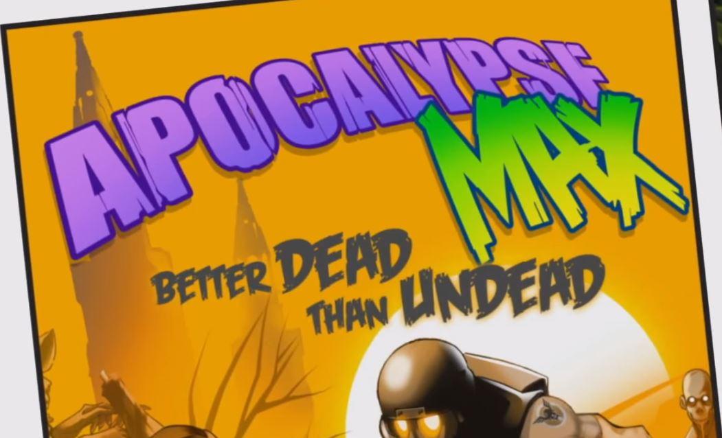 Intense hack-and-slash Apocalypse Max hits Google Play next week at last