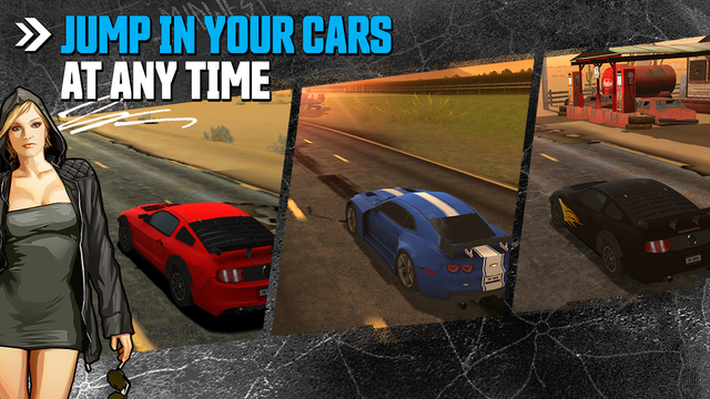 The Crew Road Empire image 4 of 5 - The Crew Road Empire iPhone screenshots & images Pocket Gamer