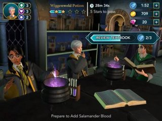 Time to go back to school with Harry Potter: Hogwarts Mystery's Year 5 content
