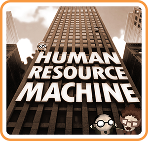 Human Resource Machine Nintendo Switch review - How does it play docked?