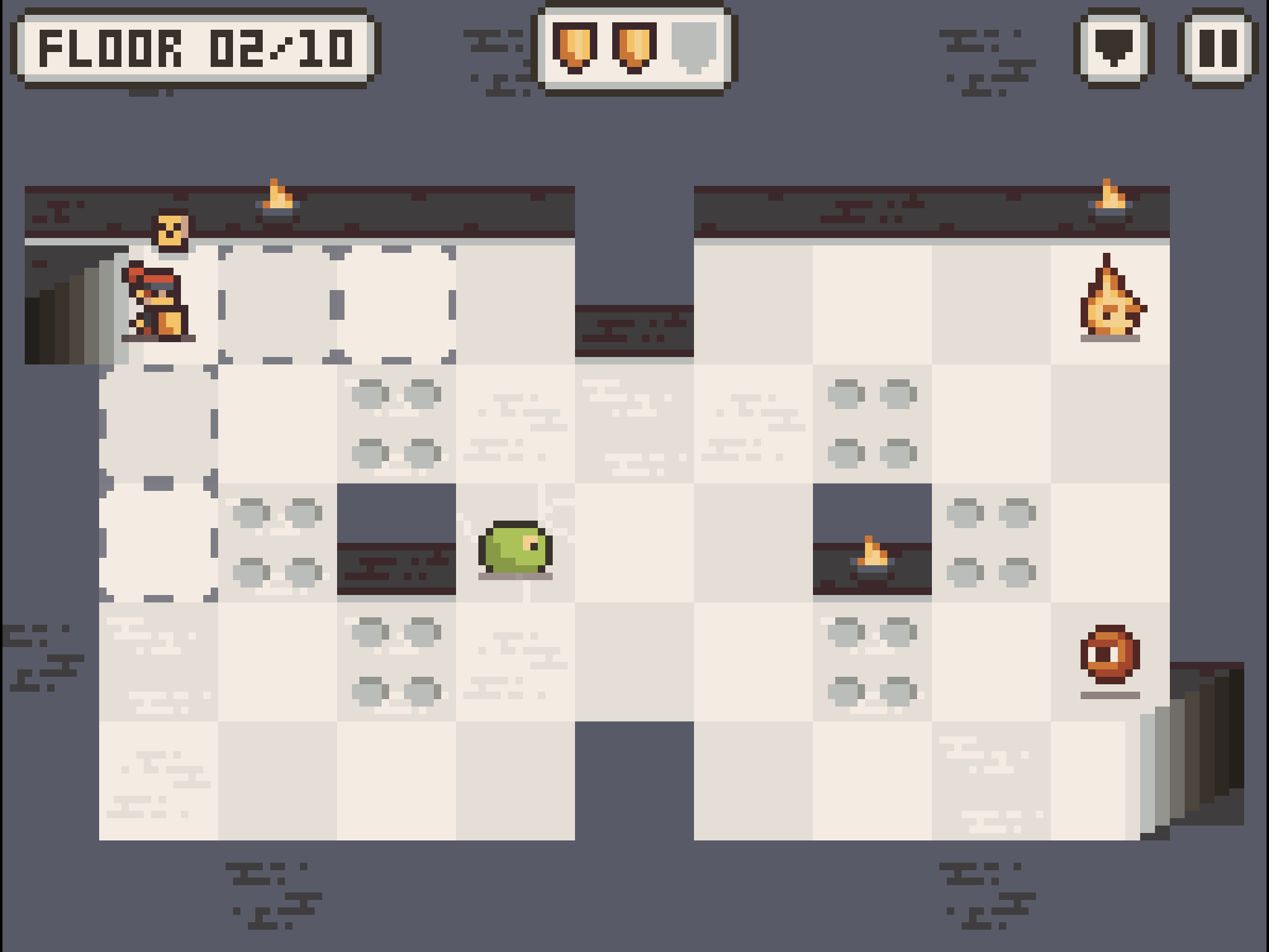 Android owners can now experience chess-like dungeon crawling with MicRogue