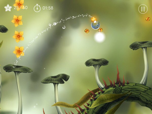 Beautiful new puzzler Baum is coming to the App Store next week