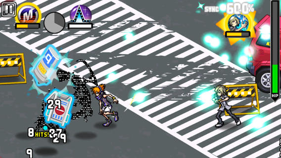 Gold Award-winning action RPG The World Ends With You has kicked its way onto Android