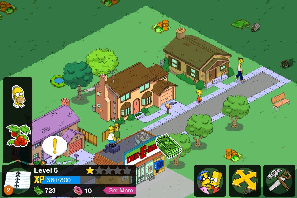 Character Starts Simpsons Tapped Out Halloween 2020 How to rebuild Springfield: The Simpsons: Tapped Out hints, tips