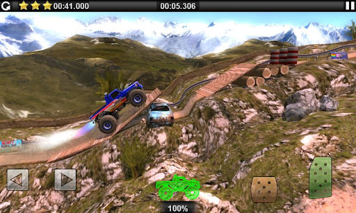Offroad Legends Free powers onto Xperia Play and Android