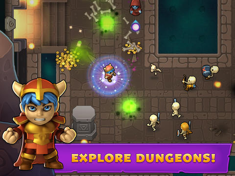 Out at midnight: Storm Casters is a soft-edged roguelike with some pretty neat ideas for iPhone and iPad