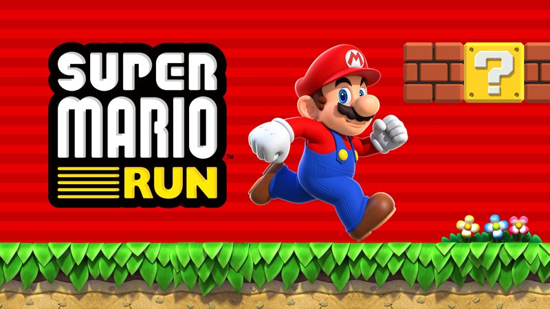 Test de Super Mario Run