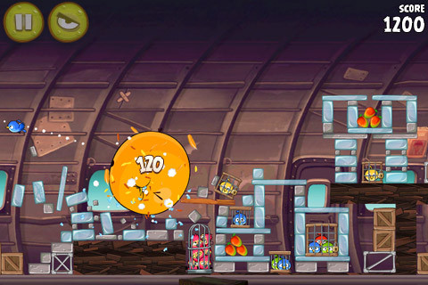 Angry Birds Rio updated with 15 new levels, orange bird says 'hello'