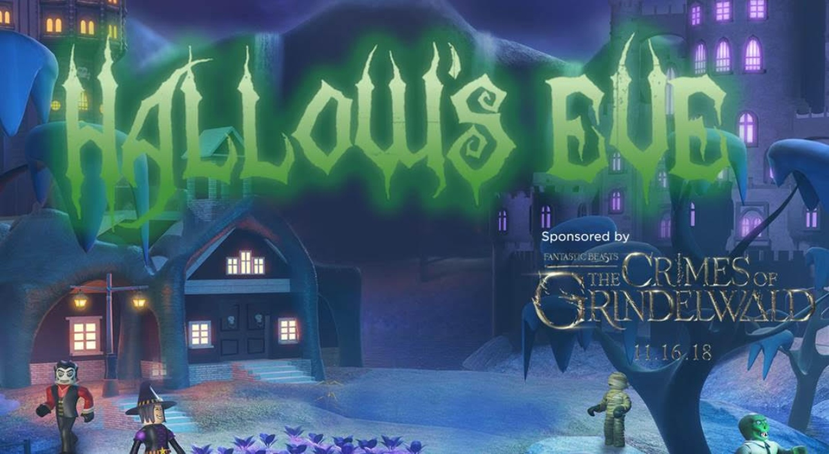 Uncover Roblox's Halloween recreation of Hogwarts at your own peril