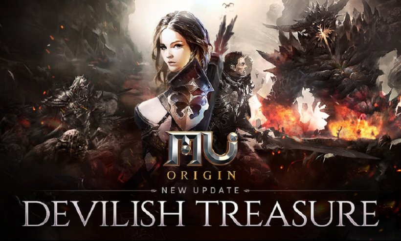 Latest update for MU Origin 2 adds all-new Clan Battle Royale mode